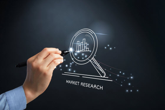 Perform market research